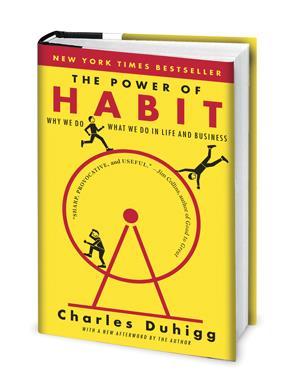 Duhigg Book Cover